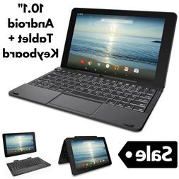 Android Tablet 10inch With Keyboard for Kid and Adult 32GB Q