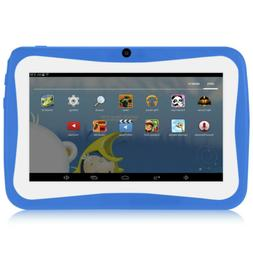 Android Tablet 7''Kids Learning Tablets HD Camera 512MB+8GB