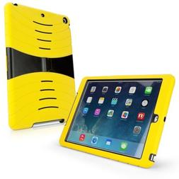 BoxWave Apple iPad Air Maximus Case - Rugged, Heavy Duty Hyb