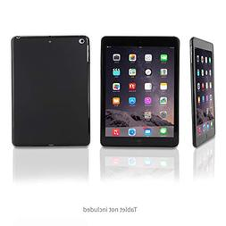 BoxWave Apple iPad  Case,  Durable, Slim Fit, Black TPU Cove