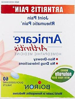 Boiron Arnicare Arthritis - 60 Tablets pack of -1