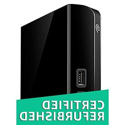 Seagate Backup Plus Hub 8TB External Desktop Hard Drive Stor
