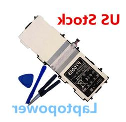 Battery For Samsung Galaxy Note 10.1 GT-P5113 GT-P7500 GT-N8