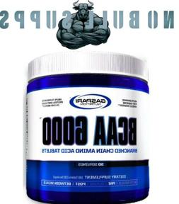 bcaa 6000 for muscle growth and exercise