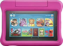 "New Amazon Fire 7 Kids Edition 16 GB 7"" Tablet Pink 2019 Edi"