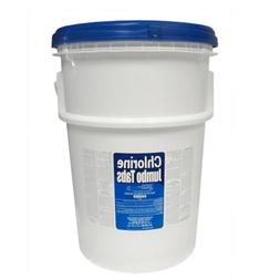 "50 lbs Bucket 3"" Inch Tabs 50lb Stabilized Chlorine Tablets"
