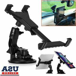 "360° Car Windshield Mount Holder For 7-11"" iPad Mini/2/4/5/"
