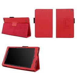 Case for Kindle Fire 7 Inch Tablet - Folio Case with Stand f