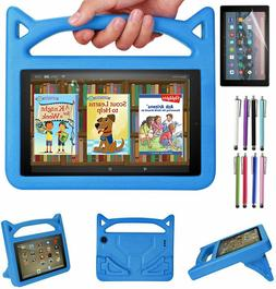 Case For Amazon Kindle Fire 7 HD 10 Tablet Kids Shockproof R