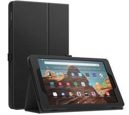 MoKo Case For Fire HD 10 Tablet - Slim folding Stand Cover f