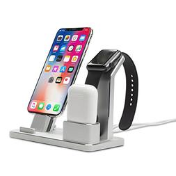 Charger, BoxWave  for Smartphones and Tablets - Metallic Sil