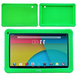 Contixo Defender Series Silicone 10.1 inch Android Tablet Co