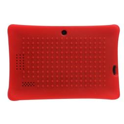 IKASEFU Defender Series Silicone 7 inch Android Tablet Back