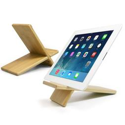BoxWave Dell Venue 10 Pro Large Bamboo Panel Viewing Stand,
