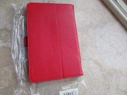 ProCase DELL VENUE 8 LEATHER Tablet FOLIO Stand Book Cover C