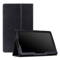 MoKo Dragon Touch X10 / KingPad K100 Case - Slim Folding Cov