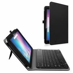 For Dragon Touch V10 10-Inch Android Tablet Folio Case Cover