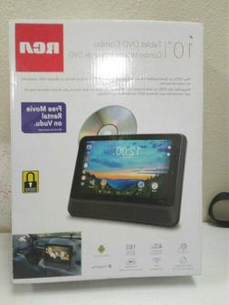 RCA DRP2091 Tablet PC/DVD Combo Featuring Android 6.0 OS, 10