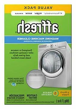 finally fresh washer machine cleaner 6 tablets