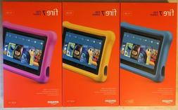 "NEW Amazon Fire 7 Kids Edition Tablet 7"" Display 16GB Wi-Fi"