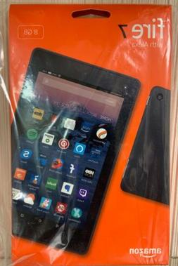 "Amazon Fire 7"" Tablet With Alexa 8gb 7th Generation"