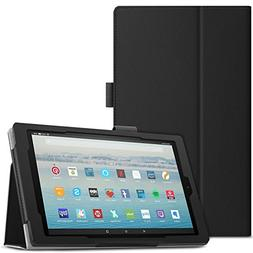 Infiland All-New Fire HD 10 2017 Case - Premium Folio Smart