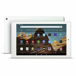 Fire HD 10 Tablet  - White