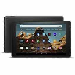 Fire HD 10 Tablet  - Black