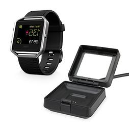 BoxWave Fitbit Blaze Stand and Mount,  Desktop Syncing and C