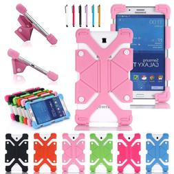 """Flexible Shockproof Silicone Gel Case Cover For RCA 10"""" 10.1"""