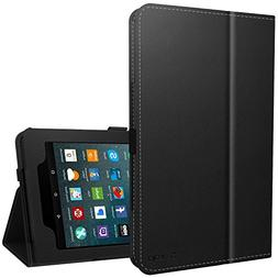 Ztotop Folio Case for Amazon Fire HD 8 Tablet  - Smart Cover