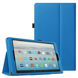 Fintie Folio Case for All-New Amazon Fire HD 10 Tablet  - Pr