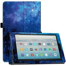 Famavala Folio Case Cover with Auto Wake/Sleep for All-New 1