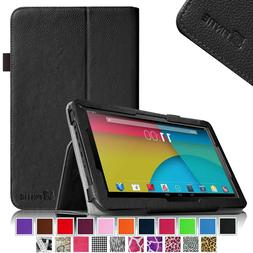 Folio Case for 10.1'' Android Tablet Alldaymall A20, iRulu,