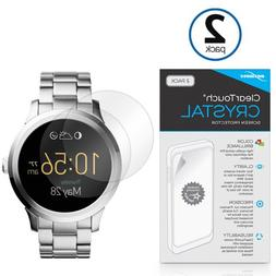 Fossil Q Founder Gen 1 Screen Protector, BoxWave ] HD Film S