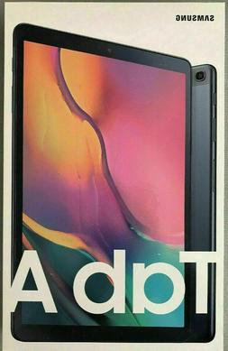 Samsung - Galaxy Tab A  10.1 128 GB WiFi Android  – Black