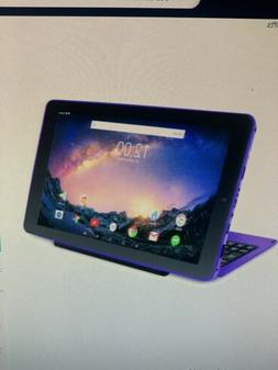 """RCA Galileo 11.5"""" 32 GB 2-in-1 Tablet With Keyboard Case And"""