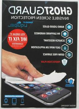 Ghost Guard Invisible Glass Screen Protection Protector iPho