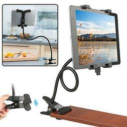 "Gooseneck Tablet Holder Bed Kitchen Mount 20"" Arm for iPad M"