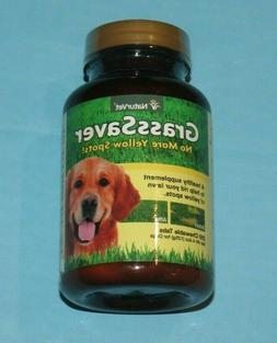 NaturVet GrassSaver Tablets, 250-Count Multi-Colored