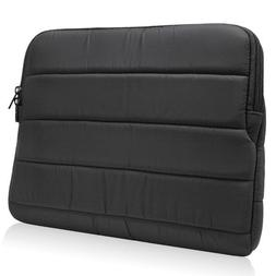 BoxWave iPad 3 Case,  Puffy Padded Material Zip Up Sleeve fo