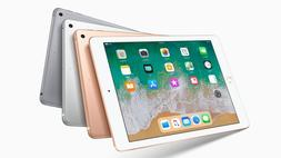 "APPLE IPAD 6TH GEN GOLD SILVER SPACE GRAY 9.7"" 32GB 128GB WI"
