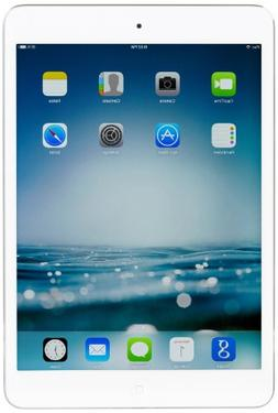 Apple iPad Mini 2 with WiFi + Verizon 4G 16GB Silver - MF075