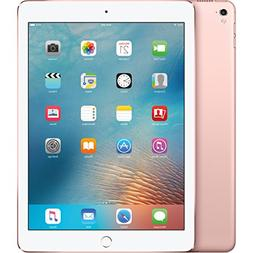 Apple iPad Pro Tablet  Rose Gold
