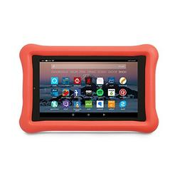 Amazon Kid-Proof Case for Amazon Fire 7 Tablet , Punch Red
