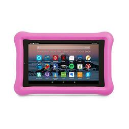 Amazon Kid-Proof Case for Amazon Fire 7 Tablet , Pink