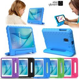 Kids EVA Handle Shockproof Case For Samsung Galaxy Tab A /E/