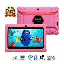 "Contixo Kids Tablet K2 | 7"" Display Android 6.0 Bluetooth Wi"