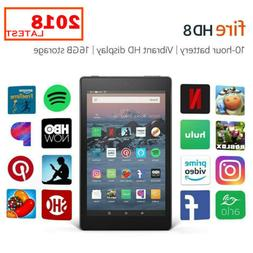 kindle fire hd 8 tablet pc 16gb