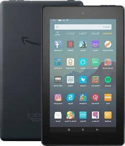 Amazon Kindle Fire Tablet 7 16 GB 7-inch Display. BLACK  9th
